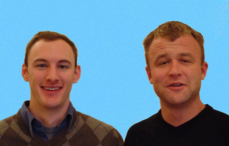 Josh and Todd
